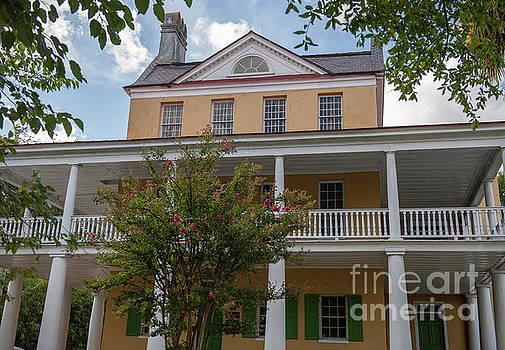 Dale Powell - Jacob Belser Home