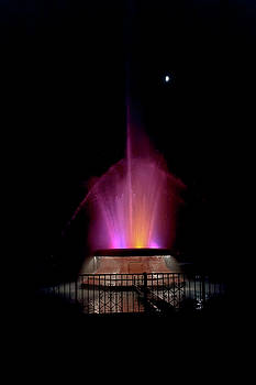 Susan Rissi Tregoning - Jacob Fisher Rainbow Fountain