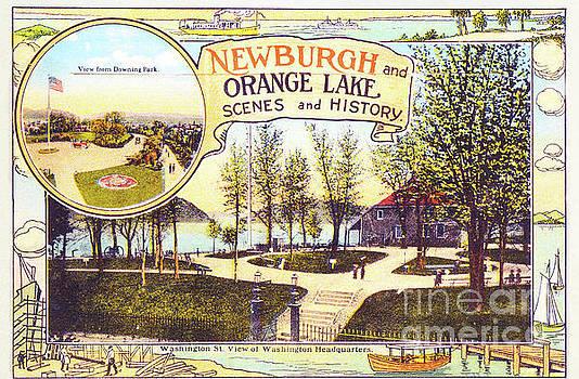 Joe Santacroce - Jacob Ruben - Newburgh and Orange Lake 1