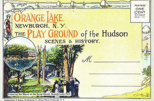 Joe Santacroce - Jacob Ruben - Newburgh and Orange Lake 2