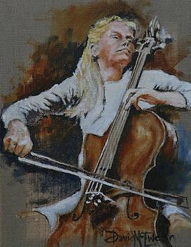 Jacqueline by David McEwen