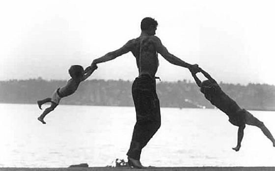 Jacques D Amboise And Sons by John Dominis