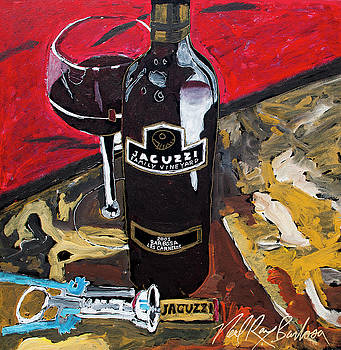 Jacuzzi wine by Neal Barbosa