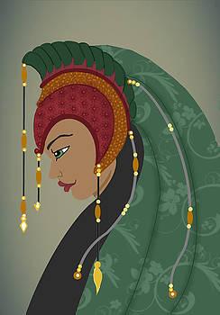 Jade Warrior Queen by Lee DePriest