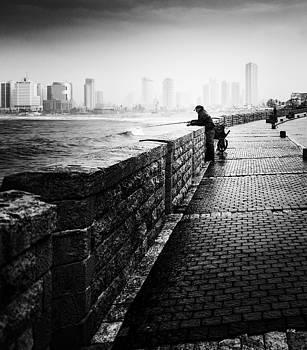 Jaffa Port by Hayato Matsumoto