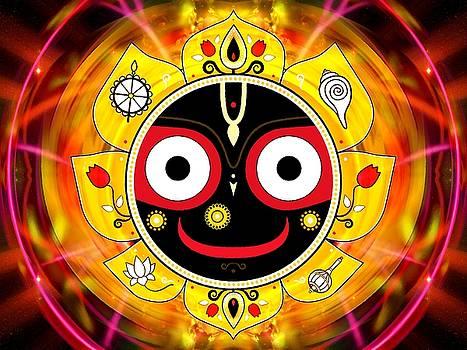 Jagannath by Khalil Art