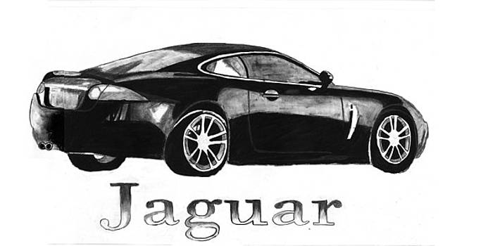 Jaguar by Cory Smalls