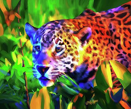 Jaguar by James  Mingo