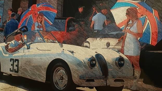 Jaguar  by Kurt Hausmann