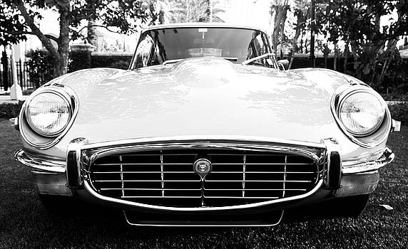 Jaguar XKE by Nate Heldman