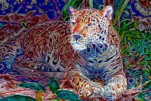 Jaguar by Zedi