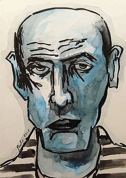 Jail's Blues by Paula Sharlea