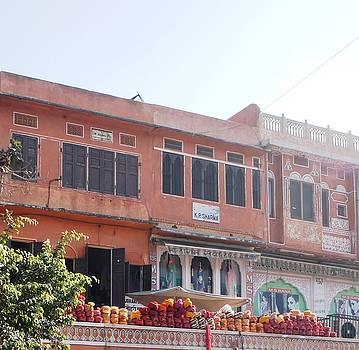 Jaipur Turbans by Baljit Chadha