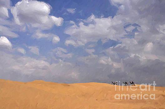 Jaisalmer Desert Festival-1 by Anil Sharma