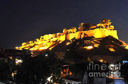 Jaisalmer Desert Festival-3 by Anil Sharma