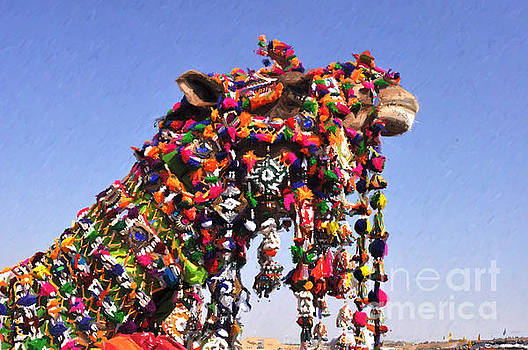 Jaisalmer Desert Festival-5 by Anil Sharma