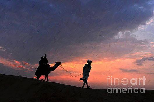 Jaisalmer Desert Festival-6 by Anil Sharma
