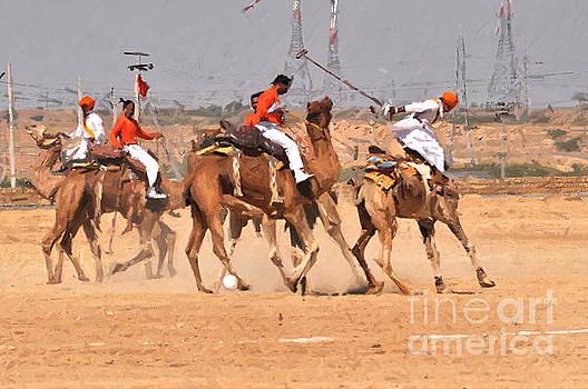 Jaisalmer Desert Festival-7 by Anil Sharma