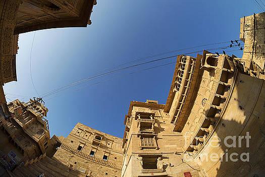 Jaisalmer Fort by Yew Kwang