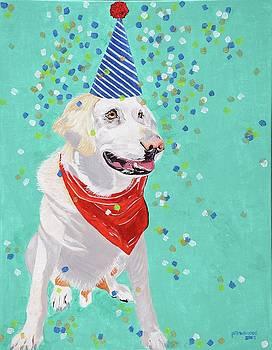 Jake the Party Animal by Pamela Trueblood