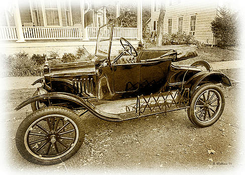 Jalopy by Brian Wallace
