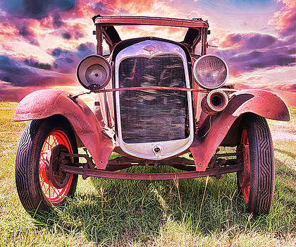 Jalopy by Roger McBee