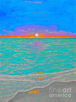 Jamaica Beach by Catalina Walker