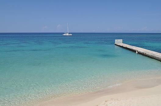 Jamaica Beach by D Hood