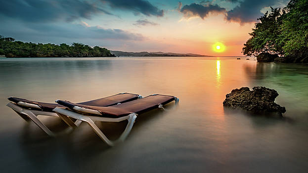 Jamaican Bay by Mihai Andritoiu