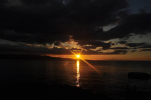 Jamaican Sunset by D Hood