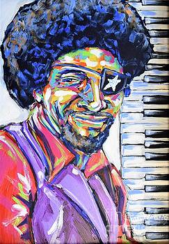 James Booker by Tami Curtis