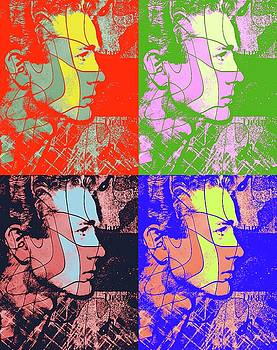 James Dean by Jan Steadman-Jackson
