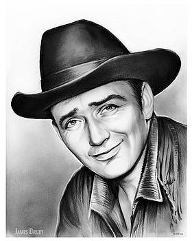 James Drury by Greg Joens
