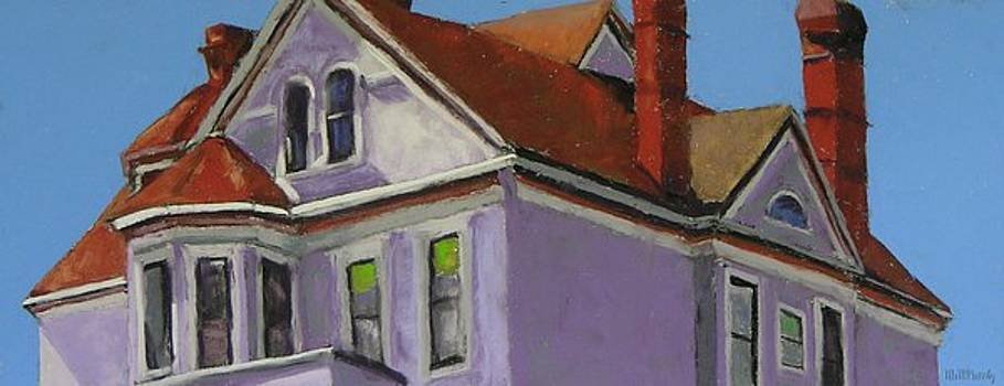 James House by Mary McInnis
