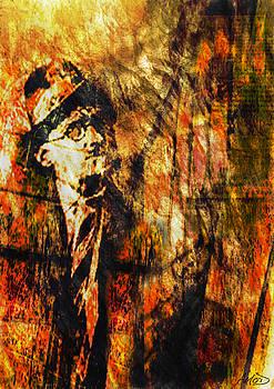 James Joyce by Anne Marie ODriscoll
