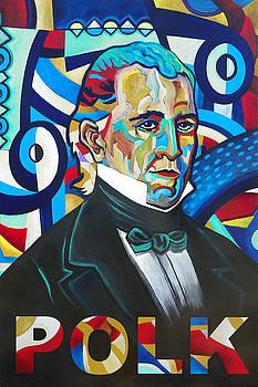 James K Polk by Gray