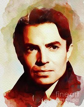 John Springfield - James Mason, Vintage Movie Star