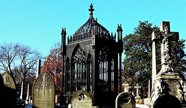 James Monroe Tomb by E Robert Dee