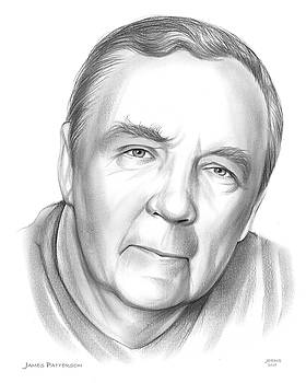 James Patterson by Greg Joens