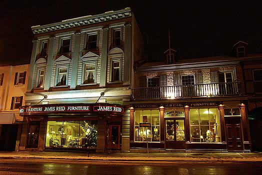 James Reid Furniture by Paul Wash