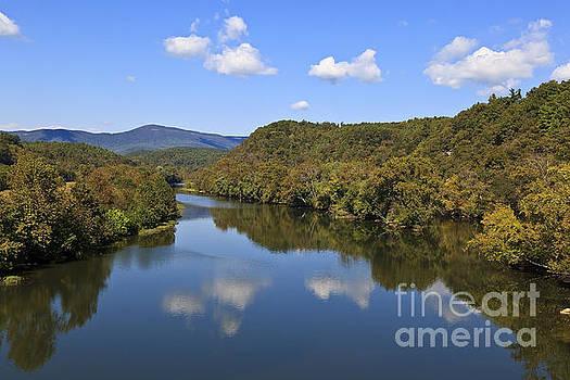 Jill Lang - James River in Virginia