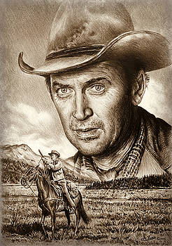 James Stewart The Far Country by Andrew Read