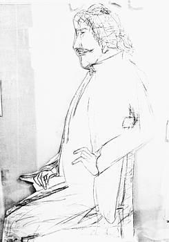 James Whistler's Portrait by Edward Longo