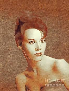 Mary Bassett - Jane Fonda, Movie Legend