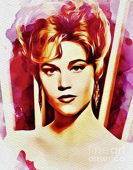 John Springfield - Jane Fonda, Movie Star