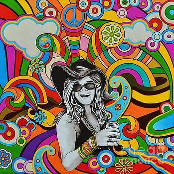 Janis in Wonderland by Joseph Sonday