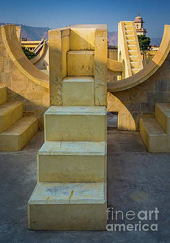 Inge Johnsson - Jantar Mantar Stairs