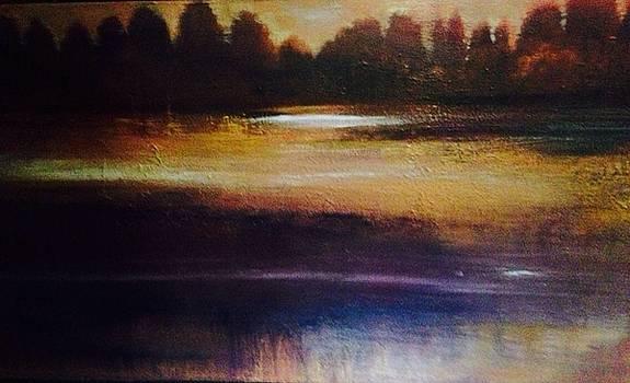 January's Palette by Judy Osiowy