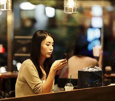 Japan girl by David Harding