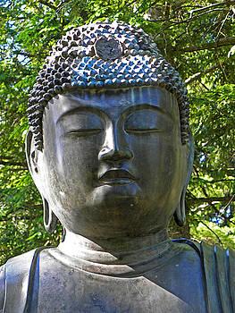 Elizabeth Hoskinson - Japanese Buddha